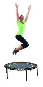 Mit dem Trampolin abnehmen - Schonend für Übergewichtige