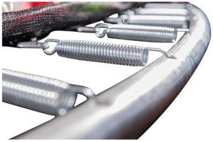 Technische Details des Trampolin Hudora