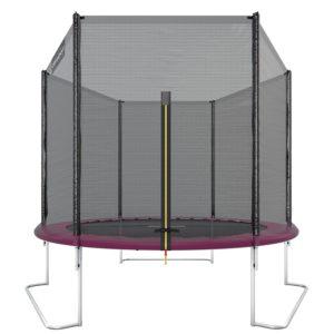 Trampolin mit Netz - Ultrasport Gartentrampolin Jumper