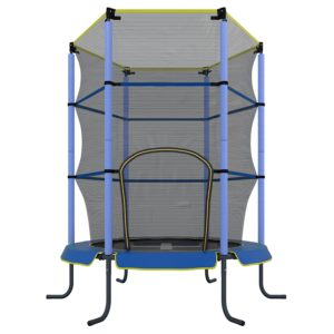 Trambolin - Ultrasport Kinder Indoor-Trampolin Jumper