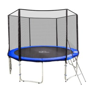 Trampolin Kinder - TecTake Outdoor Trampolin